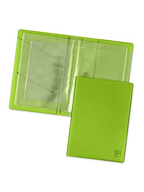 Обложка для автодокументов Flexpocket KOD-01 зеленая