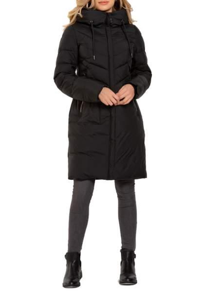 Пуховик-пальто женский Amimoda AM136-511 черный 50 RU