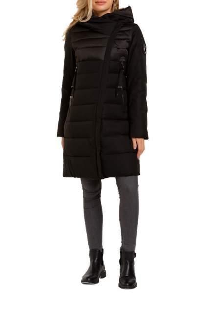 Пуховик-пальто женский Amimoda AM138-511 черный 50 RU