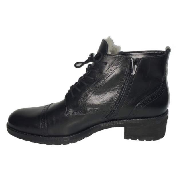 Ботинки женские GABOR 71.613.97 черные 9.5 UK