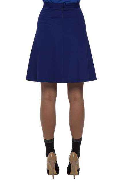 Юбка женская Gloss 15212(09) синяя 42 RU
