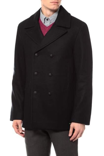 Пальто-бушлат мужское Saint James 5728 синее 44 FR