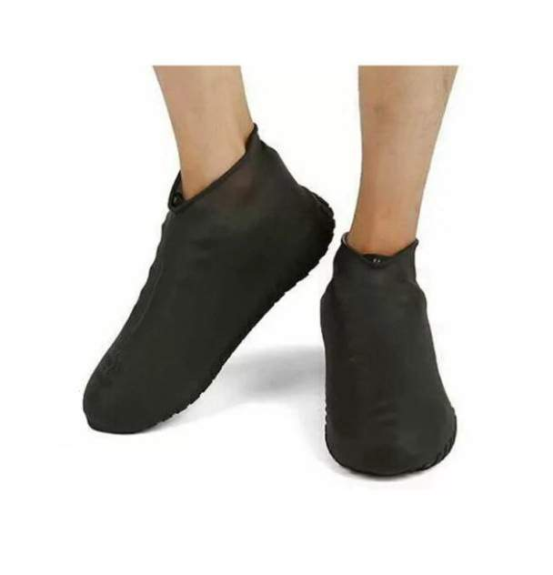 Силиконовые чехлы для обуви HagenStore S (29-34) черные