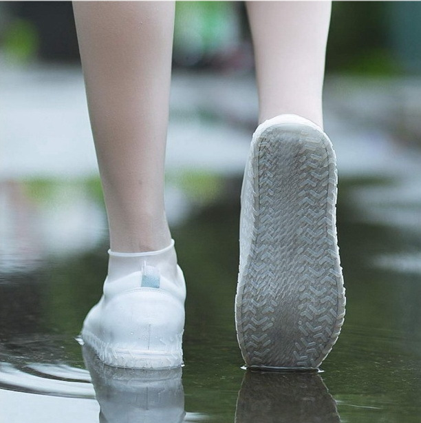 Силиконовые чехлы для обуви HagenStore S (29-34) белые