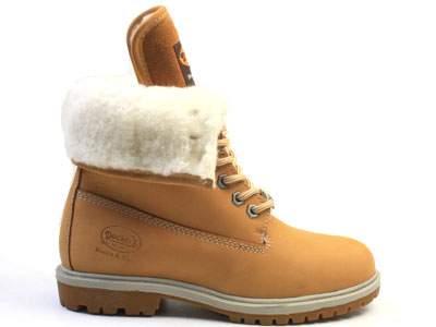 Ботинки женские Dockers 89099, коричневый