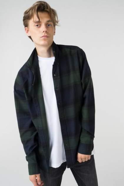Рубашка мужская Levi's 3288800330 зеленая 44