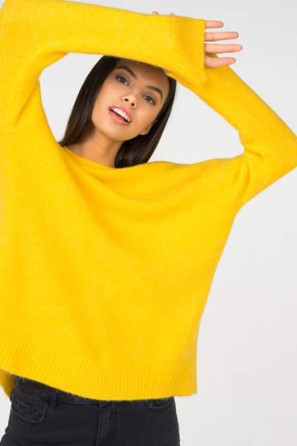 Джемпер женский ONLY 15170638 желтый S