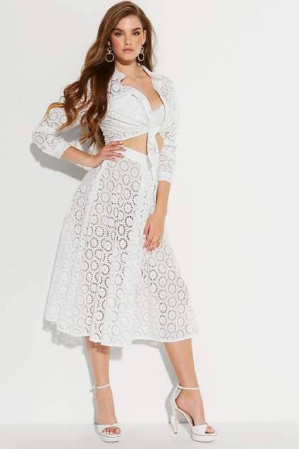 Женская юбка Guess W0GD29WCTZ0, белый