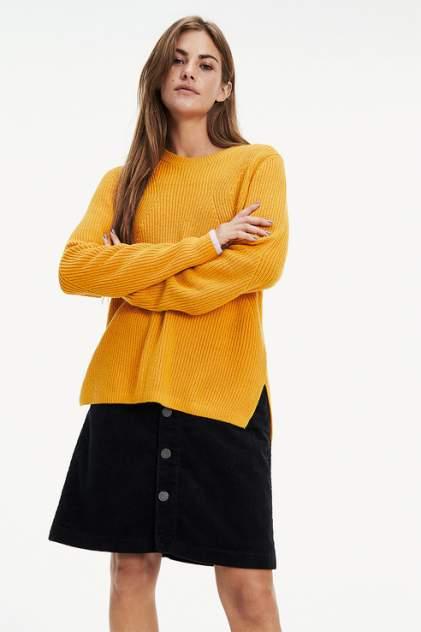 Джемпер женский Tommy Hilfiger DW0DW07178 желтый S