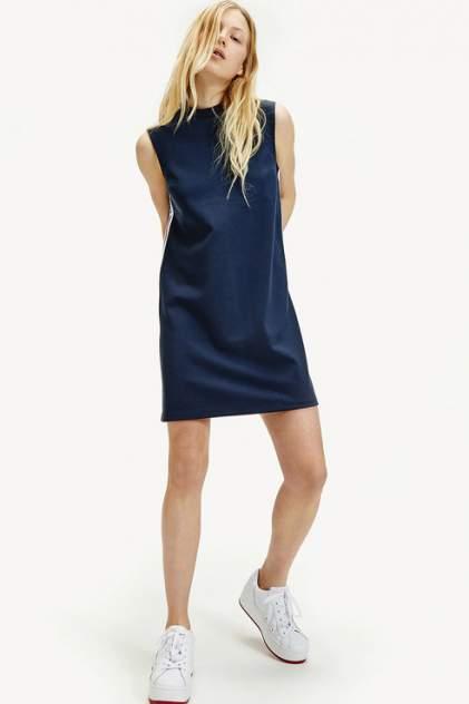 Повседневное платье женское Tommy Jeans DW0DW07919 синее S