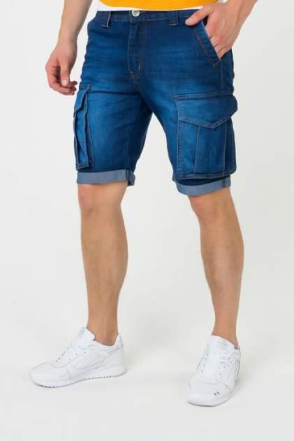 Джинсовые шорты мужские OMBRE P529Ш/ синие 44-46