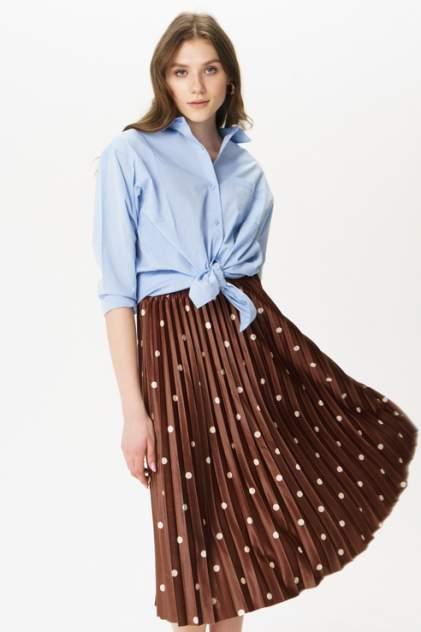 Женская юбка JCL 2520, коричневый