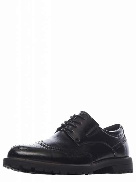 Туфли мужские INSTREET 98-01MV-026SS, черный
