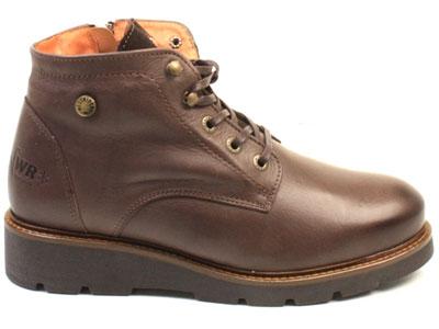 Ботинки женские WESTRIDERS 104191, коричневый