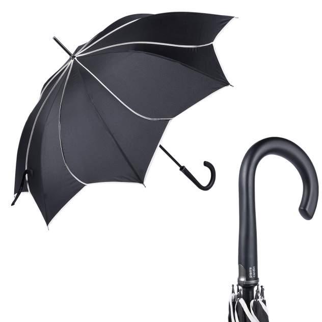 Зонт-трость женский полуавтоматический Pierre Cardin 82267-LA черный