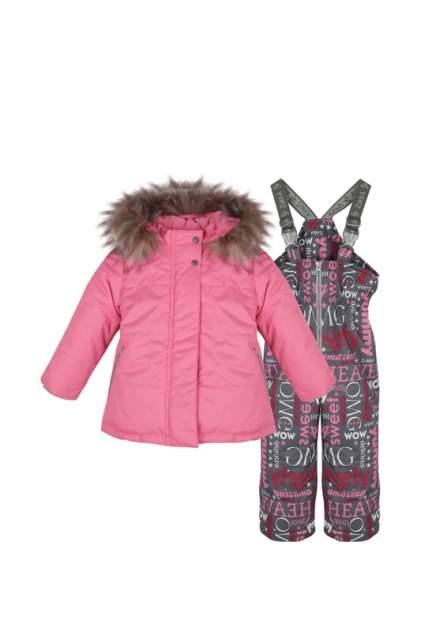 Комплект (куртка, полукомбинезон) ZUKKA 11.129HFW21G р.110