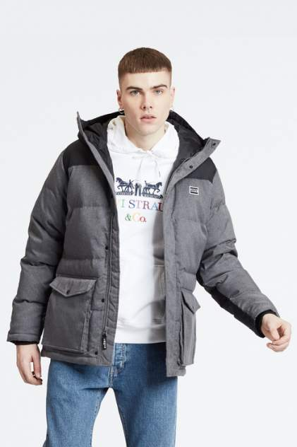 Куртка Levi's 5658500070, серый