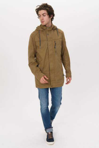 Куртка мужская Tom Farr T4F M9129.14 бежевая XL