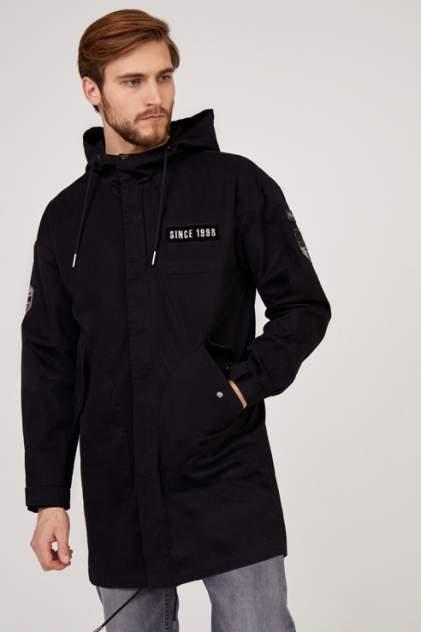 Куртка мужская Tom Farr T4F M9127.58 черная XL