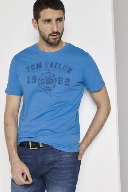 Футболка TOM TAILOR 1008637, синий