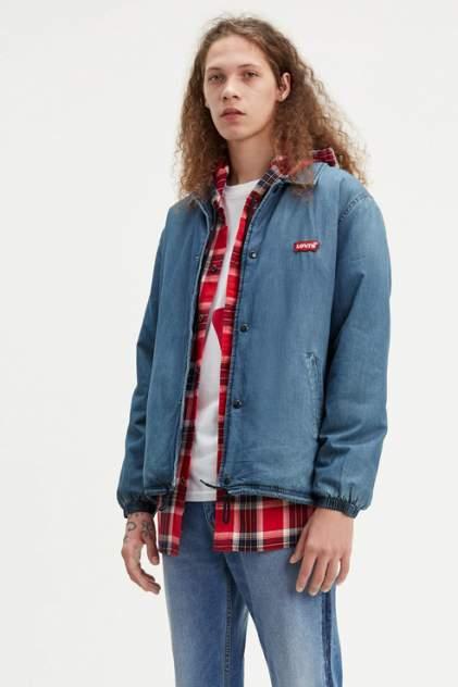 Джинсовая куртка мужская Levi's 6965300030 синяя XL