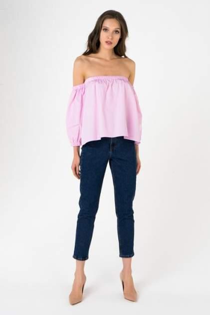 Блуза женская T-Skirt SS17-04-0410-FS розовая XS