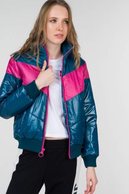 Куртка женская Juicy Couture JWFWJ179582 синяя XS