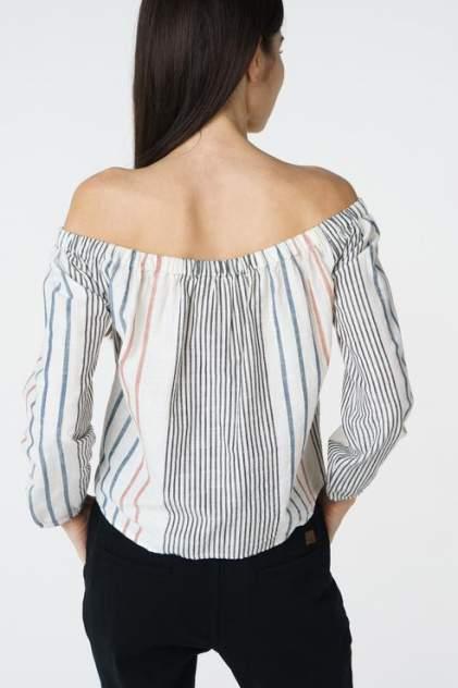 Блуза женская Roxy ERJWT03190 белая XS