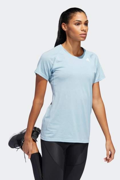 Футболка женская Adidas DT6150 голубая XS