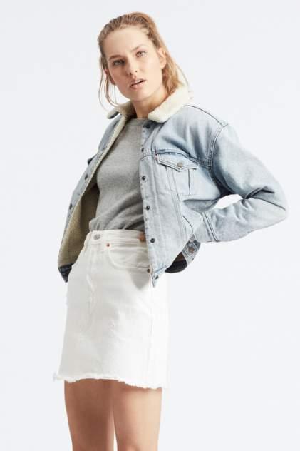 Джинсовая куртка женская Levi's 3613700260 синяя 40
