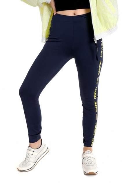 Женские спортивные леггинсы Tommy Jeans DW0DW05541, синий