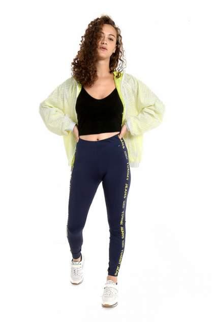 Леггинсы женские Tommy Jeans DW0DW05541 синие XS