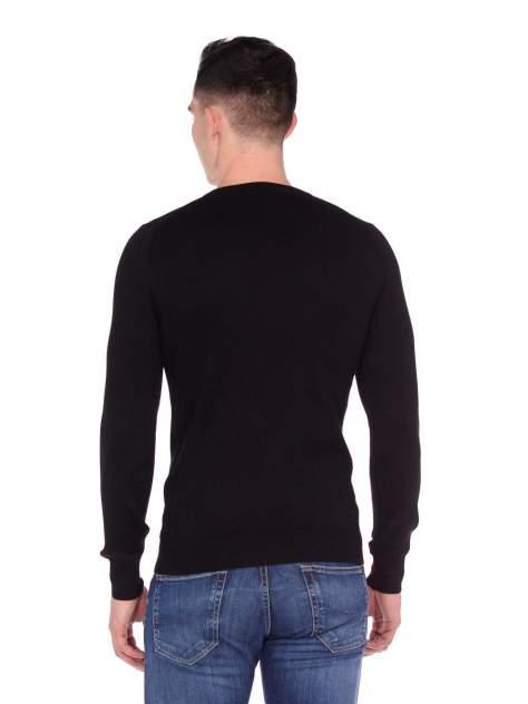 Джемпер мужской DAIROS GD69300424 черный 3XL
