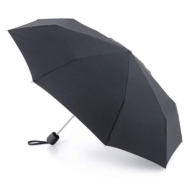 Зонт складной мужской механический Fulton G560-23-01 черный