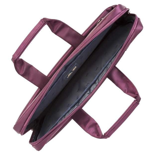 """Сумка для ноутбука 15.6"""" Rivacase 8231 фиолетовая"""
