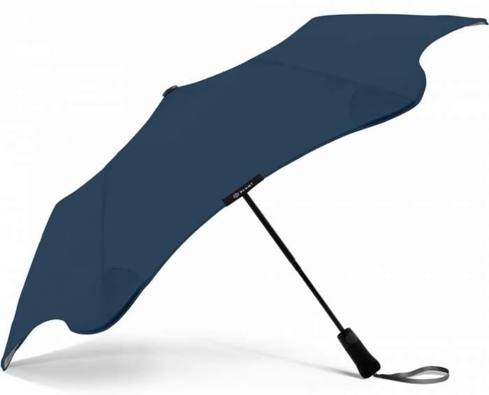 Зонт гольфер унисекс автоматический Blunt METNAV синий
