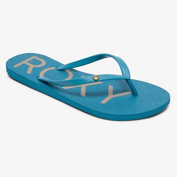 Шлепанцы Roxy Sandy Iii Blue Depths ARJL100876, синий