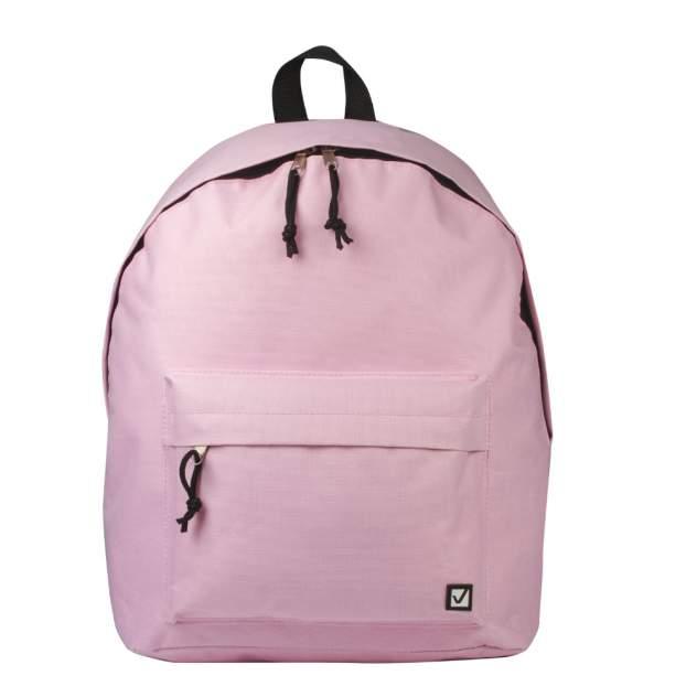 Рюкзак женский Brauberg 227051 розовый