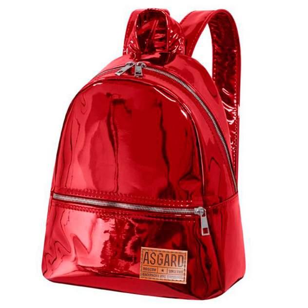 Рюкзак женский Asgard Р-5222-20 красный