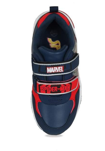 Кроссовки детские Spider-Man, цв.синий р.30
