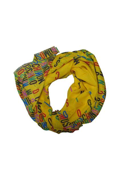 Платок женский MOSCHINO М014140044-Mo желтый