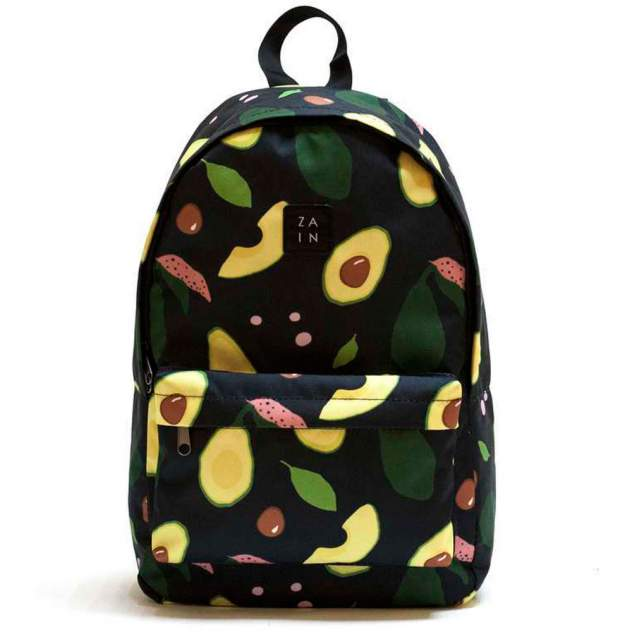 Рюкзак женский ZAIN Z1015 черный