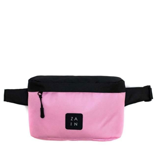 Поясная сумка женская ZAIN Z1023 розовая