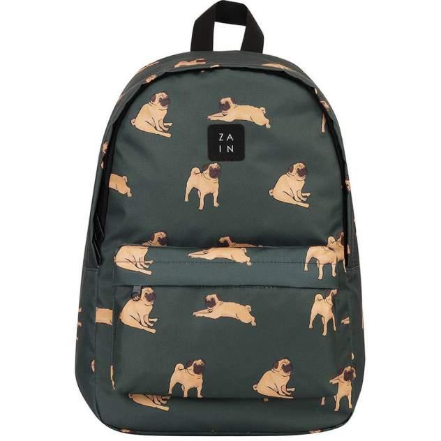 Рюкзак женский ZAIN Z1015278 зеленый
