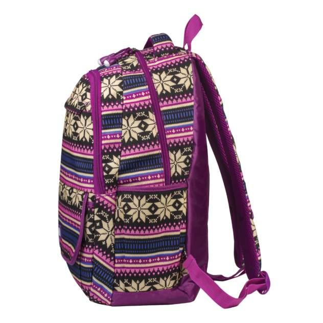 Рюкзак женский Brauberg 227069 фиолетовый