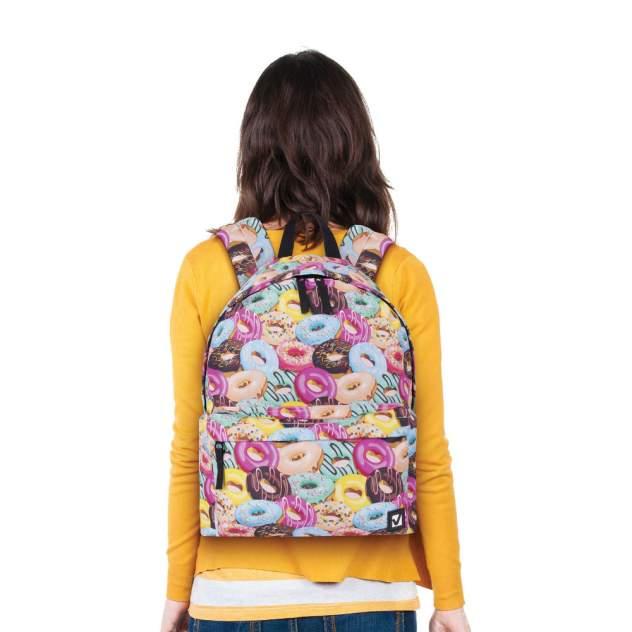 Рюкзак женский Brauberg 228862 разноцветный