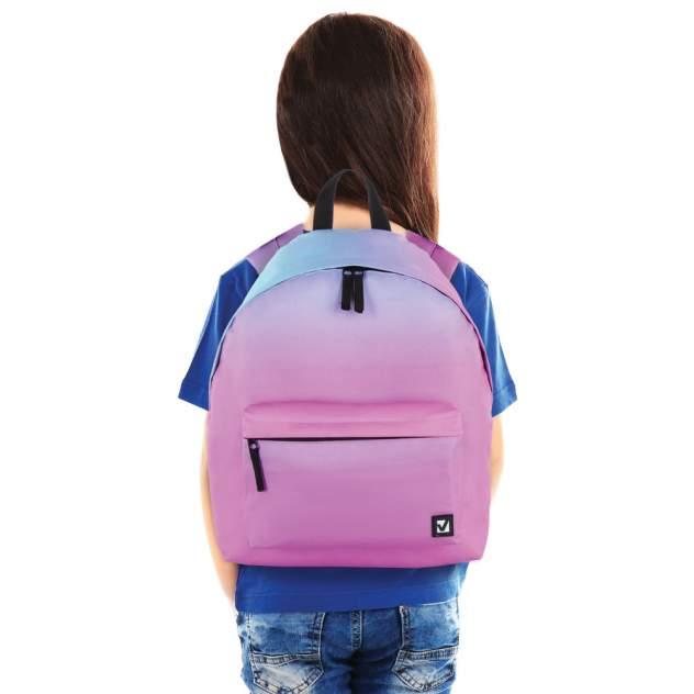 Рюкзак женский Brauberg 228849 розовый