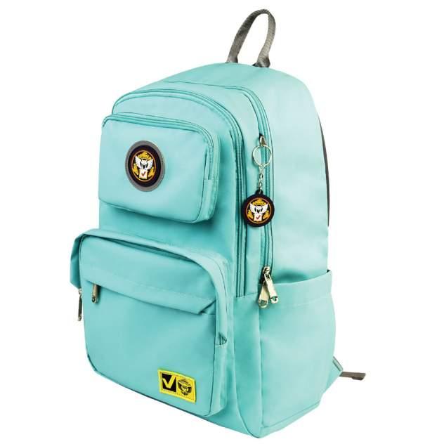 Рюкзак женский Brauberg 227077 бирюзовый