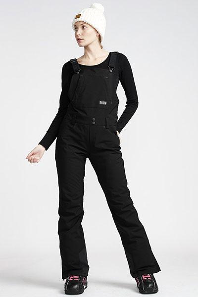 Комбинезон сноубордический женский Billabong Riva Adiv Bib Black, черный, M