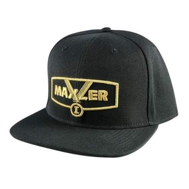 Бейсболка Maxler BaseBall, One Size, black